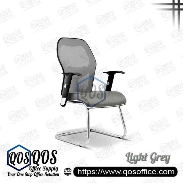 Office Chair Ergonomic Mesh Chair QOS-CH2093S Light Grey
