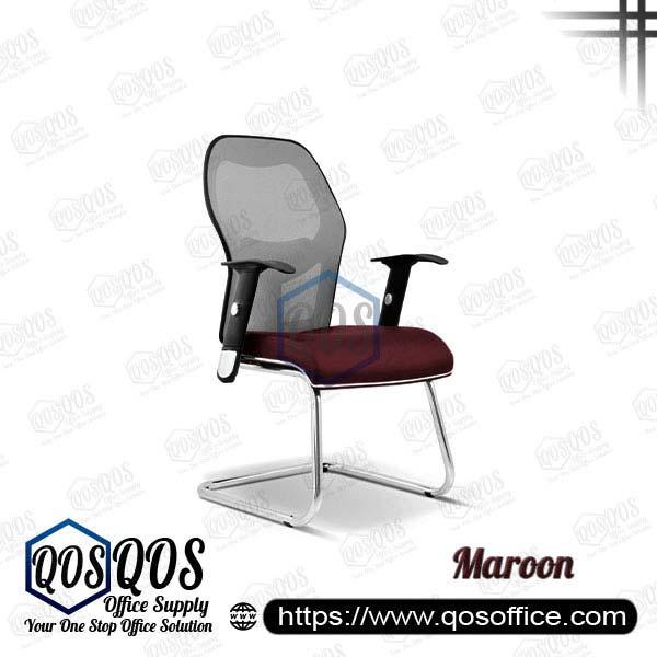 Office Chair Ergonomic Mesh Chair QOS-CH2093S Maroon