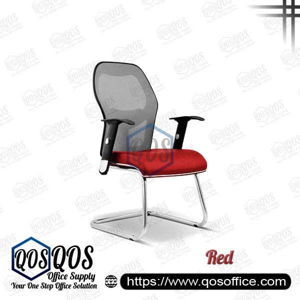 Office Chair Ergonomic Mesh Chair QOS-CH2093S Red