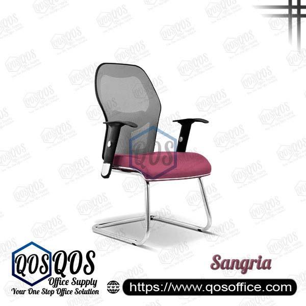 Office Chair Ergonomic Mesh Chair QOS-CH2093S Sangria