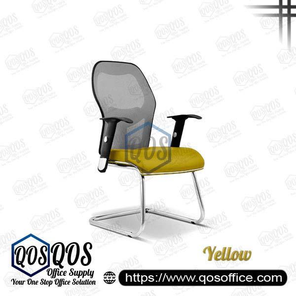 Office Chair Ergonomic Mesh Chair QOS-CH2093S Yellow