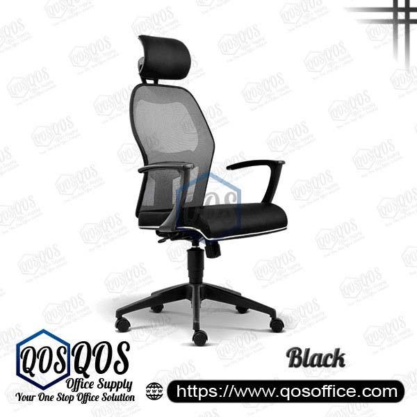 Office Chair Ergonomic Mesh Chair QOS-CH2095H Black