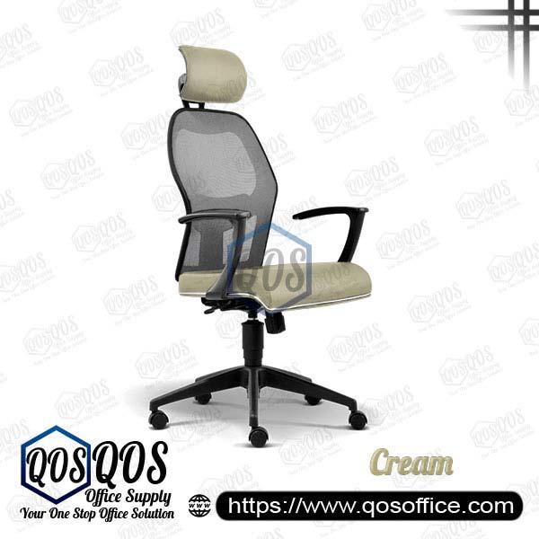 Office Chair Ergonomic Mesh Chair QOS-CH2095H Cream