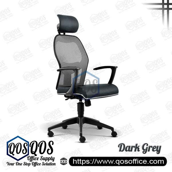Office Chair Ergonomic Mesh Chair QOS-CH2095H Dark Grey