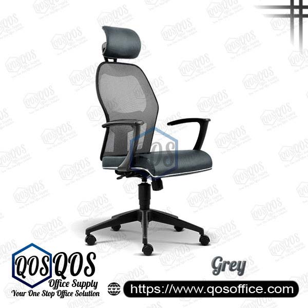 Office Chair Ergonomic Mesh Chair QOS-CH2095H Grey