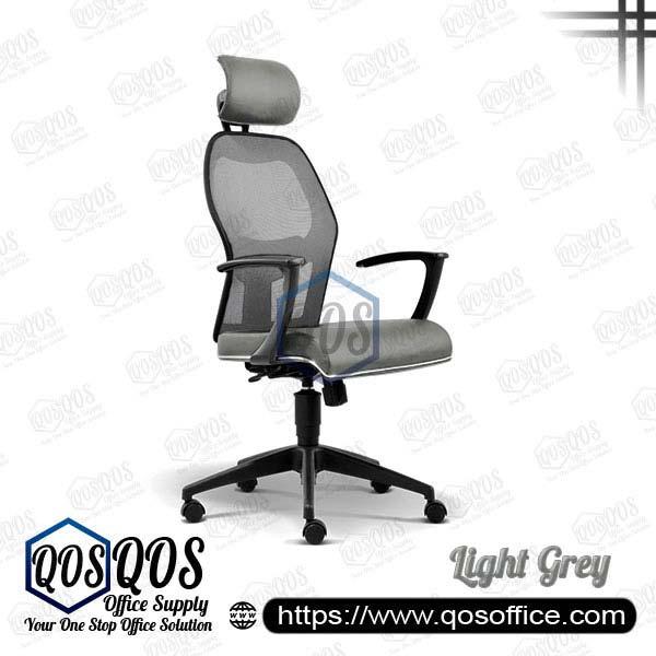 Office Chair Ergonomic Mesh Chair QOS-CH2095H Light Grey