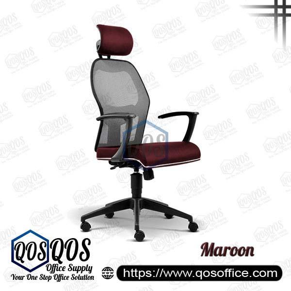 Office Chair Ergonomic Mesh Chair QOS-CH2095H Maroon