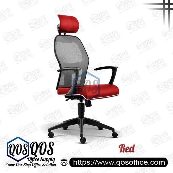 Office Chair Ergonomic Mesh Chair QOS-CH2095H Red