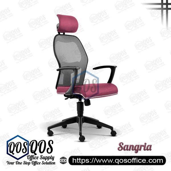Office Chair Ergonomic Mesh Chair QOS-CH2095H Sangria
