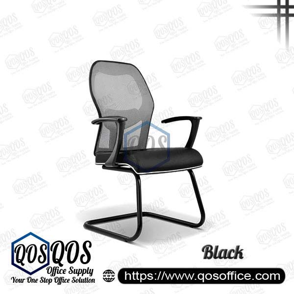Office Chair Ergonomic Mesh Chair QOS-CH2097S Black