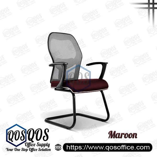 Office Chair Ergonomic Mesh Chair QOS-CH2097S Maroon