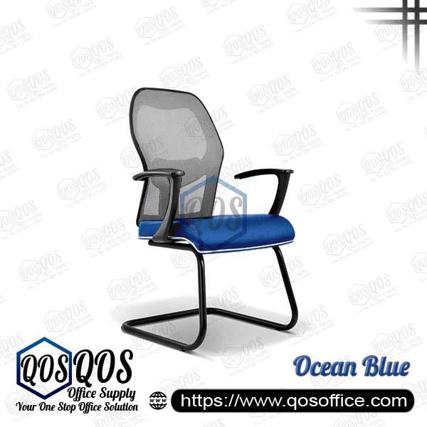 Office Chair Ergonomic Mesh Chair QOS-CH2097S Ocean Blue