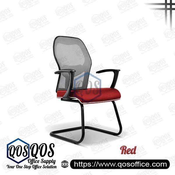 Office Chair Ergonomic Mesh Chair QOS-CH2097S Red