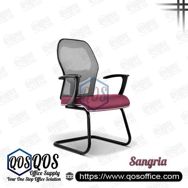 Office Chair Ergonomic Mesh Chair QOS-CH2097S Sangria