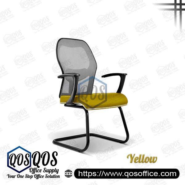 Office Chair Ergonomic Mesh Chair QOS-CH2097S Yellow