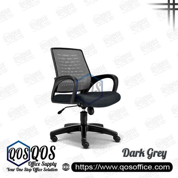 Office Chair Ergonomic Mesh Chair QOS-CH2223H Dark Grey