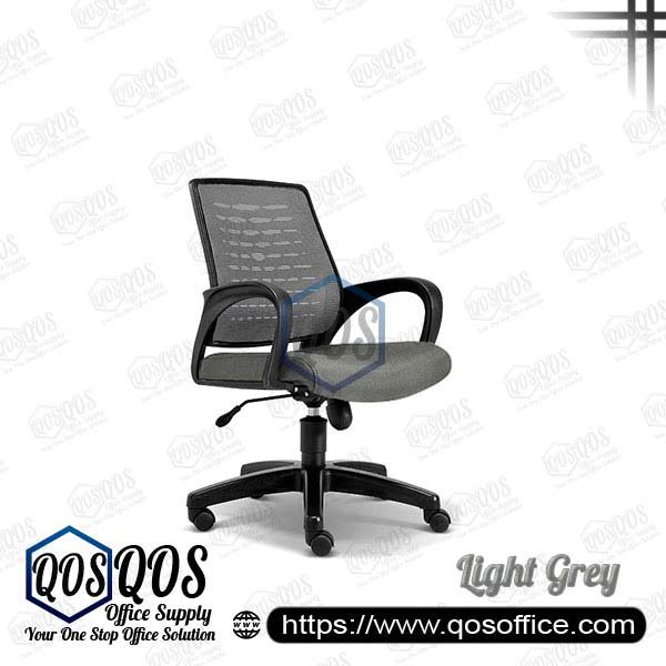 Office Chair Ergonomic Mesh Chair QOS-CH2223H Light Grey