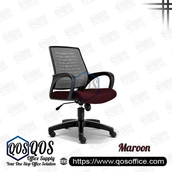 Office Chair Ergonomic Mesh Chair QOS-CH2223H Maroon