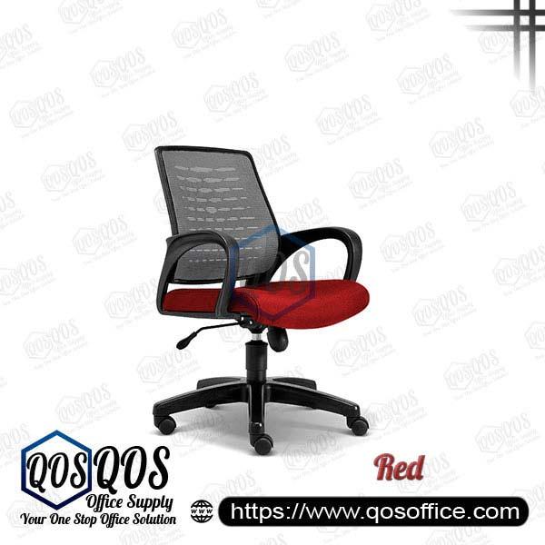 Office Chair Ergonomic Mesh Chair QOS-CH2223H Red