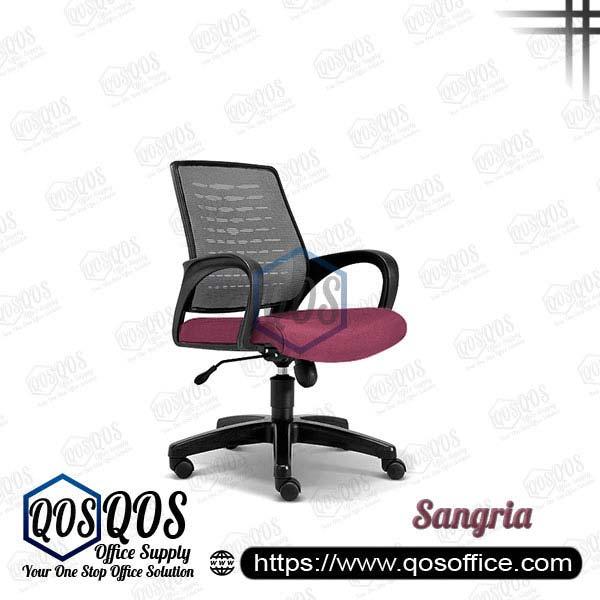 Office Chair Ergonomic Mesh Chair QOS-CH2223H Sangria