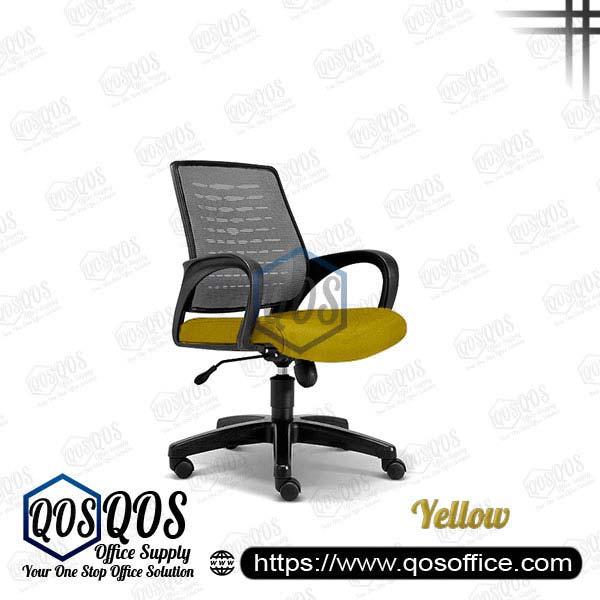 Office Chair Ergonomic Mesh Chair QOS-CH2223H Yellow