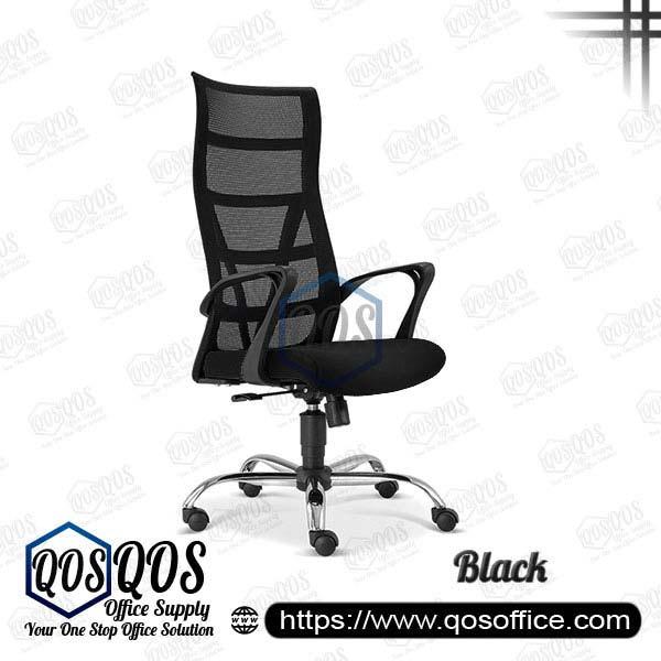 Office Chair Ergonomic Mesh Chair QOS-CH2671H Black