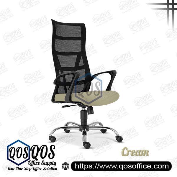 Office Chair Ergonomic Mesh Chair QOS-CH2671H Cream