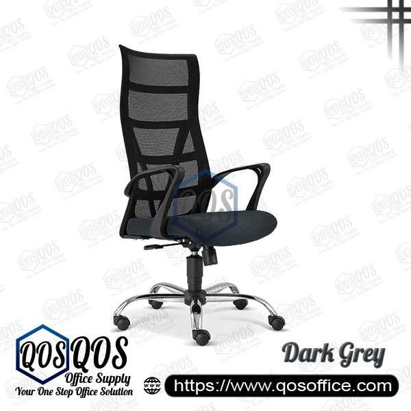 Office Chair Ergonomic Mesh Chair QOS-CH2671H Dark Grey