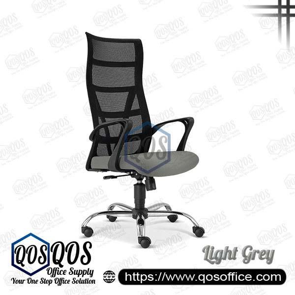 Office Chair Ergonomic Mesh Chair QOS-CH2671H Light Grey