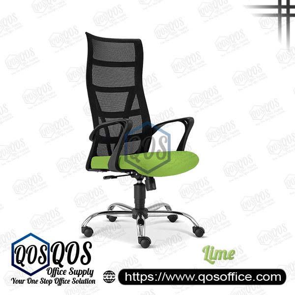 Office Chair Ergonomic Mesh Chair QOS-CH2671H Lime