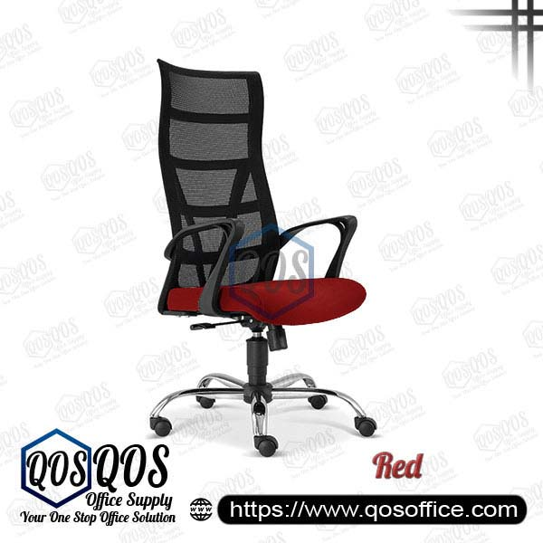 Office Chair Ergonomic Mesh Chair QOS-CH2671H Red