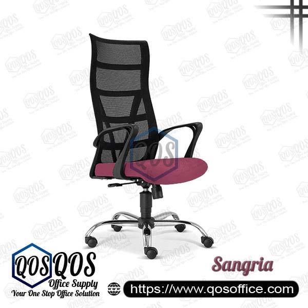 Office Chair Ergonomic Mesh Chair QOS-CH2671H Sangria