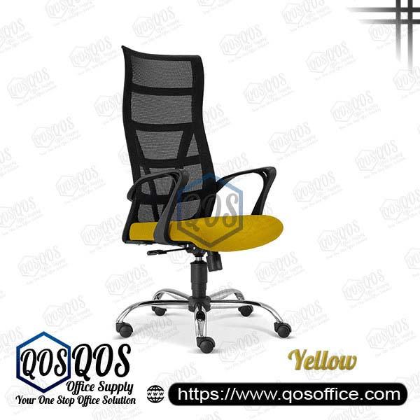 Office Chair Ergonomic Mesh Chair QOS-CH2671H Yellow