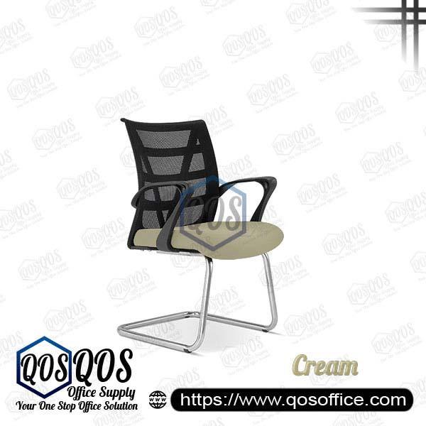 Office Chair Ergonomic Mesh Chair QOS-CH2673S Cream