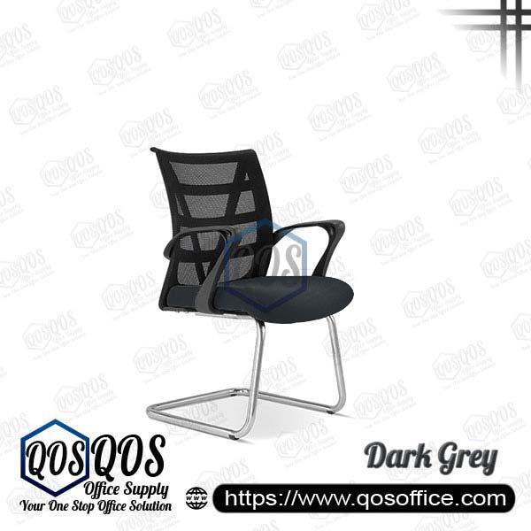 Office Chair Ergonomic Mesh Chair QOS-CH2673S Dark Grey
