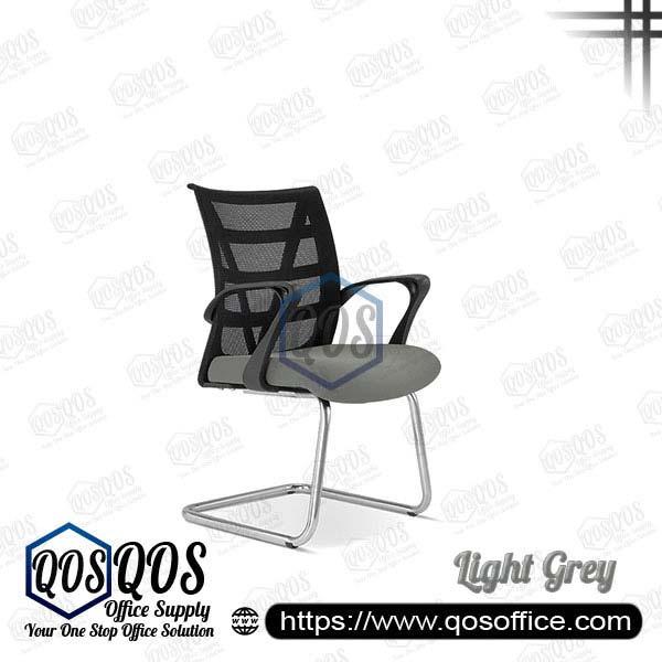 Office Chair Ergonomic Mesh Chair QOS-CH2673S Light Grey