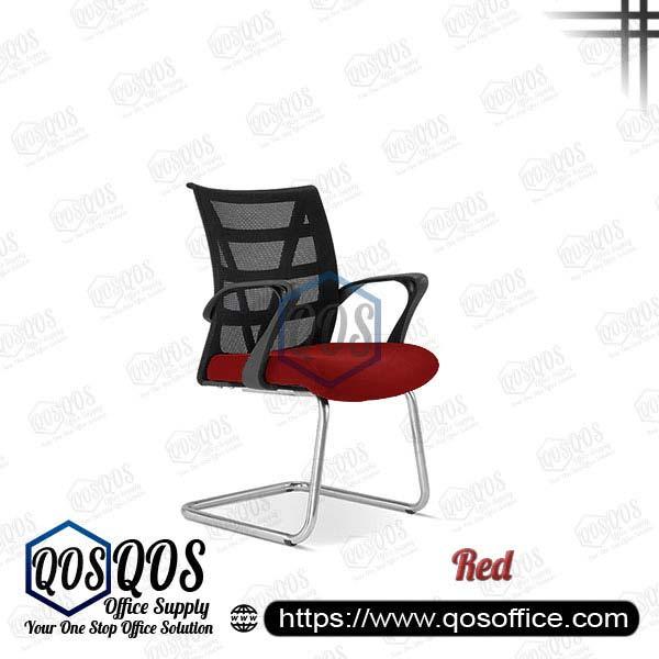 Office Chair Ergonomic Mesh Chair QOS-CH2673S Red