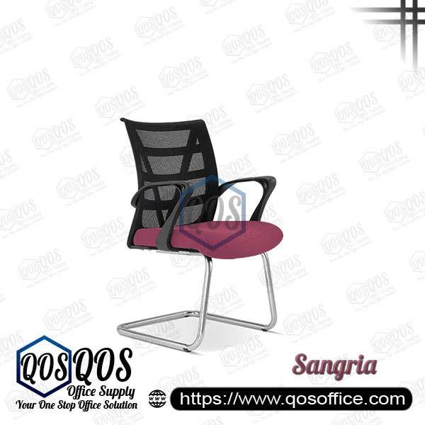 Office Chair Ergonomic Mesh Chair QOS-CH2673S Sangria