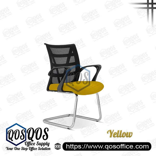 Office Chair Ergonomic Mesh Chair QOS-CH2673S Yellow