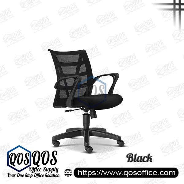 Office Chair Ergonomic Mesh Chair QOS-CH2676H Black