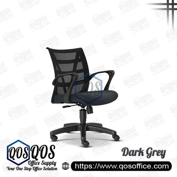 Office Chair Ergonomic Mesh Chair QOS-CH2676H Dark Grey