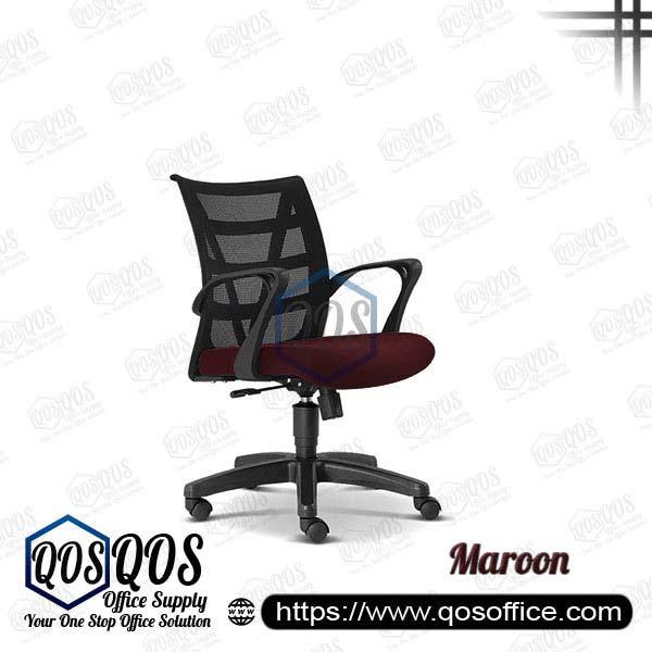 Office Chair Ergonomic Mesh Chair QOS-CH2676H Maroon