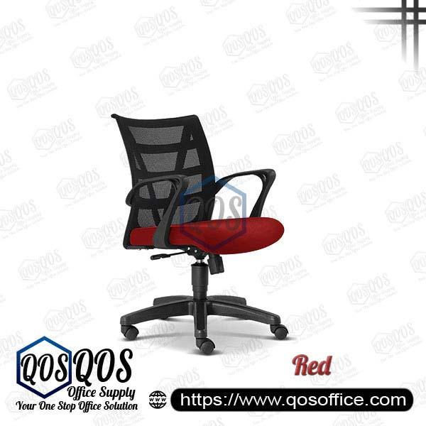 Office Chair Ergonomic Mesh Chair QOS-CH2676H Red