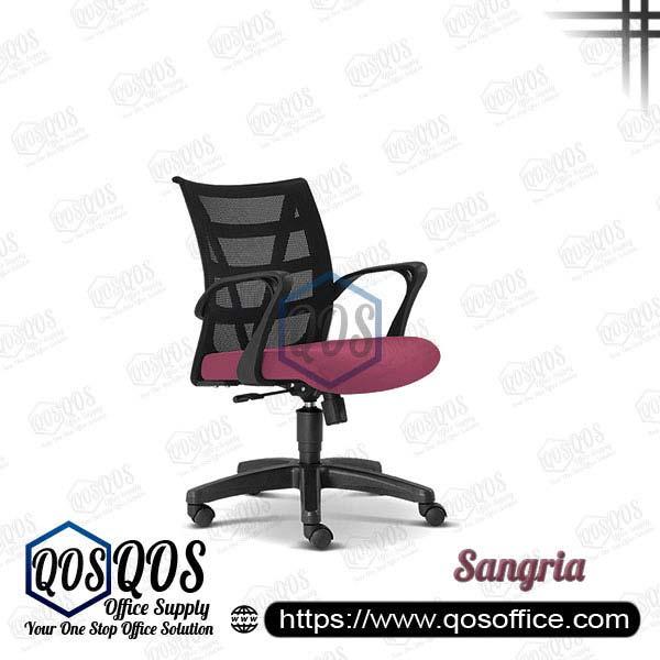 Office Chair Ergonomic Mesh Chair QOS-CH2676H Sangria
