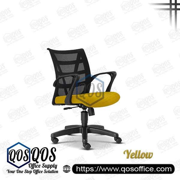 Office Chair Ergonomic Mesh Chair QOS-CH2676H Yellow