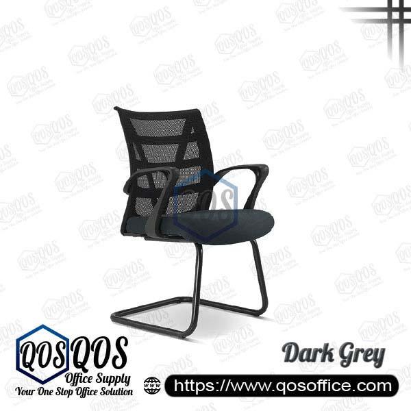 Office Chair Ergonomic Mesh Chair QOS-CH2677S Dark Grey