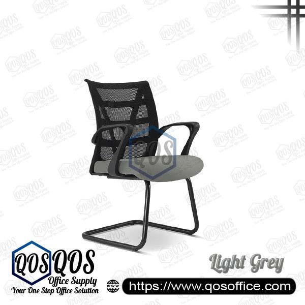 Office Chair Ergonomic Mesh Chair QOS-CH2677S Light Grey