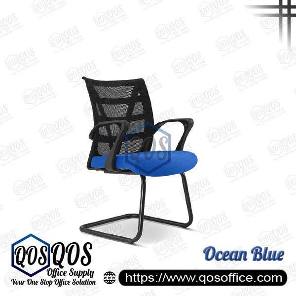 Office Chair Ergonomic Mesh Chair QOS-CH2677S Ocean Blue