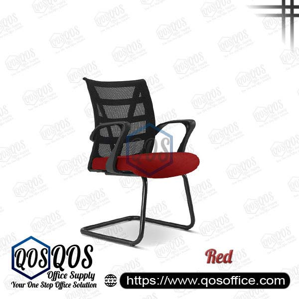 Office Chair Ergonomic Mesh Chair QOS-CH2677S Red