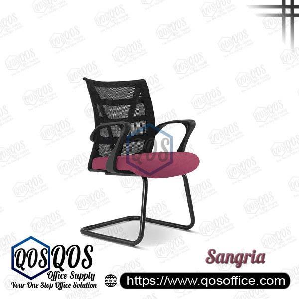 Office Chair Ergonomic Mesh Chair QOS-CH2677S Sangria